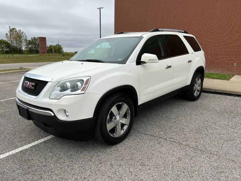 2012 GMC Acadia for sale at Teds Auto Inc in Marshall MO