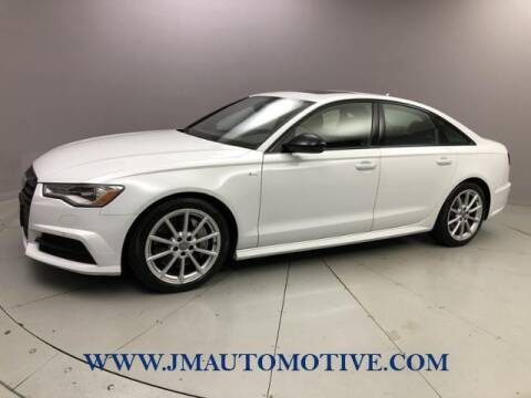 2018 Audi A6 for sale at J & M Automotive in Naugatuck CT