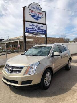 2011 Cadillac SRX for sale at East Dallas Automotive in Dallas TX