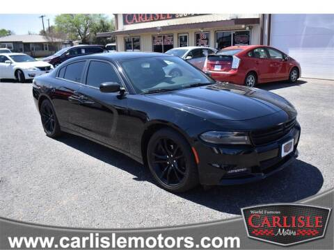 2016 Dodge Charger for sale at Carlisle Motors in Lubbock TX
