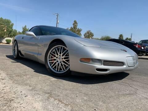 2004 Chevrolet Corvette for sale at Boktor Motors in Las Vegas NV