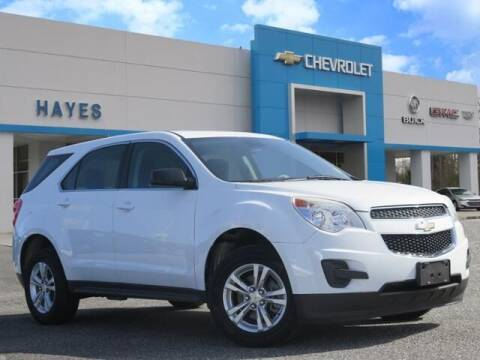 2012 Chevrolet Equinox for sale at HAYES CHEVROLET Buick GMC Cadillac Inc in Alto GA