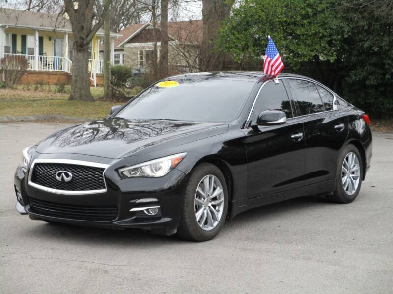 2017 Infiniti Q50 for sale at A & A IMPORTS OF TN in Madison TN
