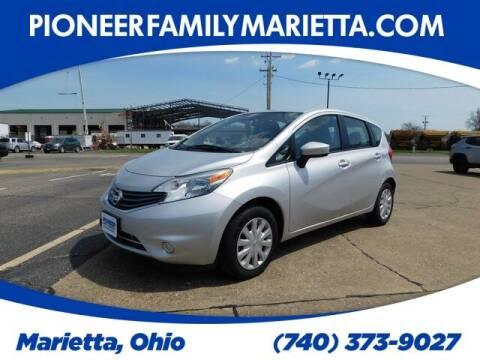 2015 Nissan Versa Note for sale at Pioneer Family preowned autos in Williamstown WV