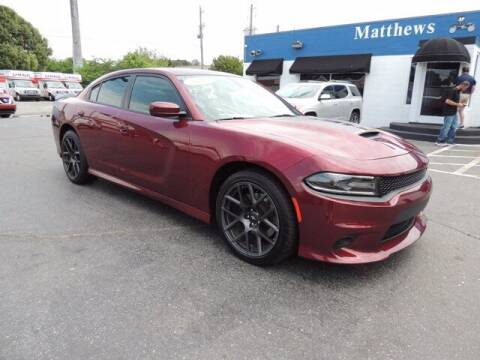 2018 Dodge Charger for sale at Auto Finance of Raleigh in Raleigh NC