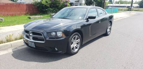 2012 Dodge Charger for sale at Kingz Auto LLC in Portland OR