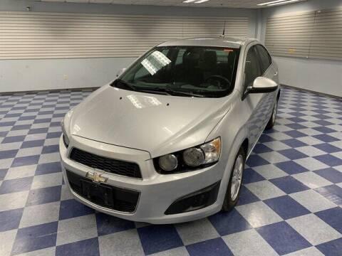 2014 Chevrolet Sonic for sale at Mirak Hyundai in Arlington MA