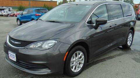2018 Chrysler Pacifica for sale at Dependable Used Cars in Anchorage AK