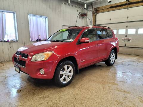 2009 Toyota RAV4 for sale at Sand's Auto Sales in Cambridge MN
