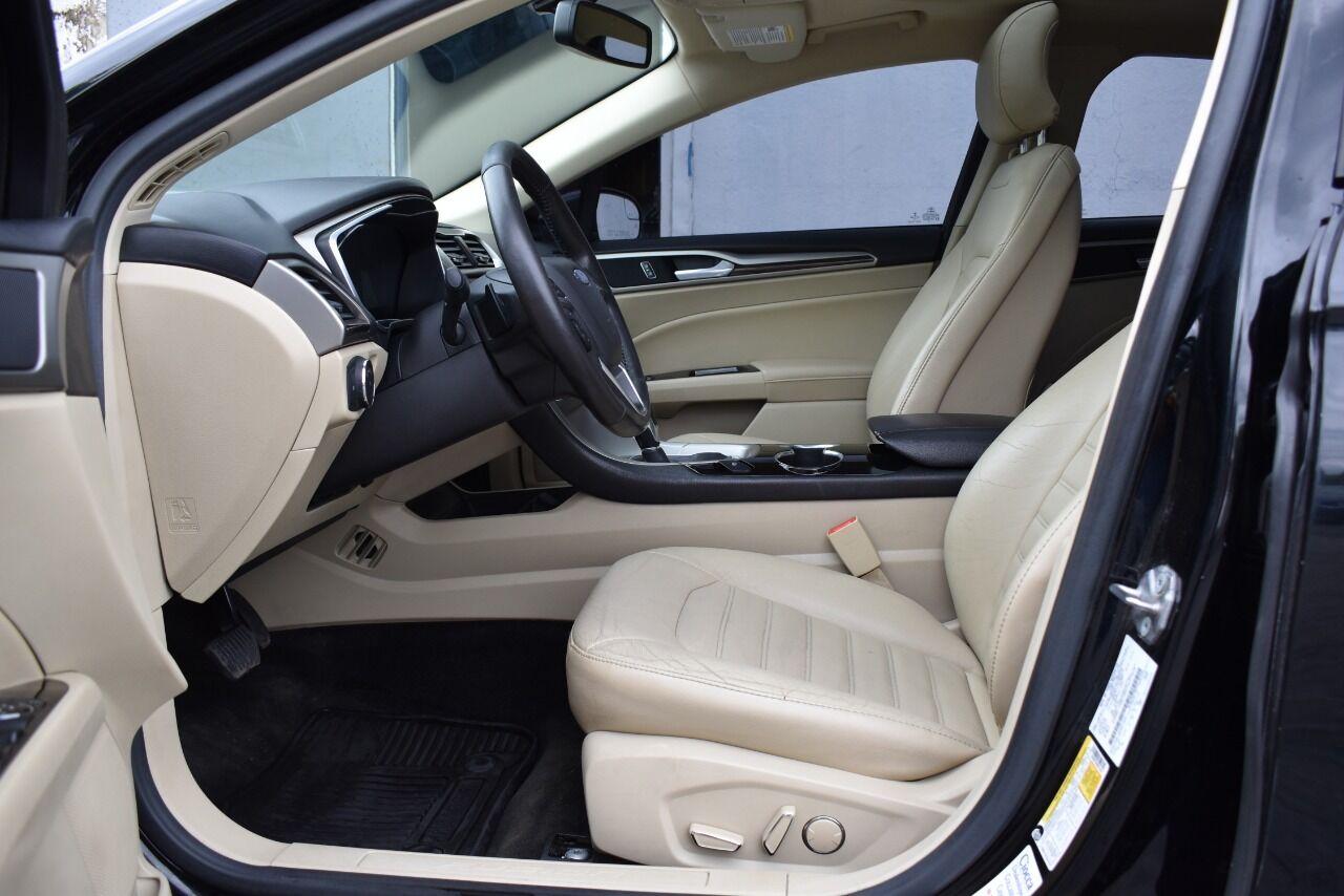 2016 Ford Fusion SE AWD 4dr Sedan full