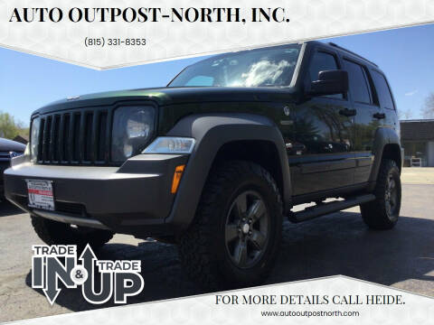 2010 Jeep Liberty for sale at Auto Outpost-North, Inc. in McHenry IL