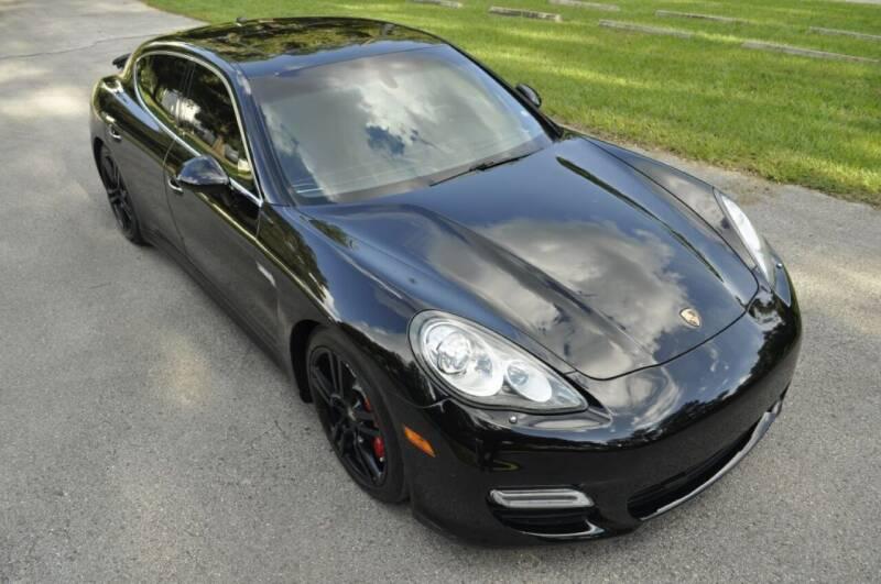 2010 Porsche Panamera for sale at Supreme Automotive in Land O Lakes FL