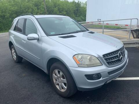 2006 Mercedes-Benz M-Class for sale at Trocci's Auto Sales in West Pittsburg PA
