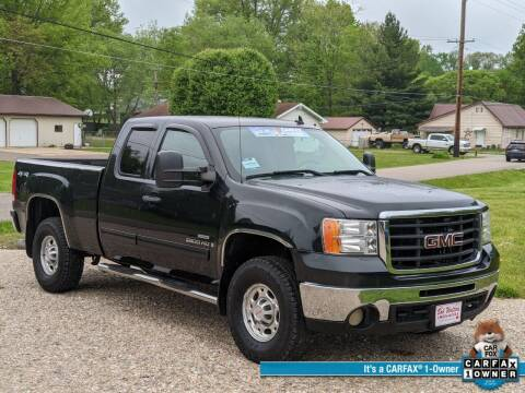 2009 GMC Sierra 2500HD for sale at Bob Walters Linton Motors in Linton IN