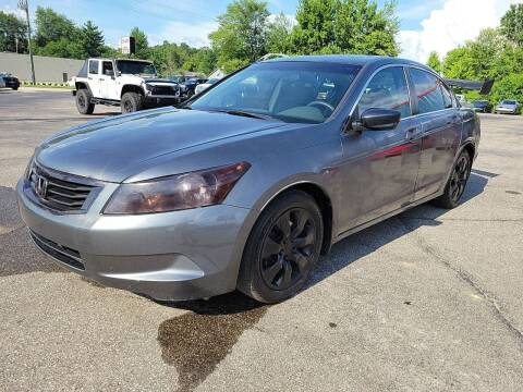 2009 Honda Accord for sale at Cruisin' Auto Sales in Madison IN