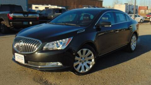 2015 Buick LaCrosse for sale at Dependable Used Cars in Anchorage AK