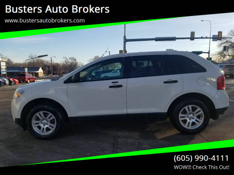 2011 Ford Edge for sale at Busters Auto Brokers in Mitchell SD