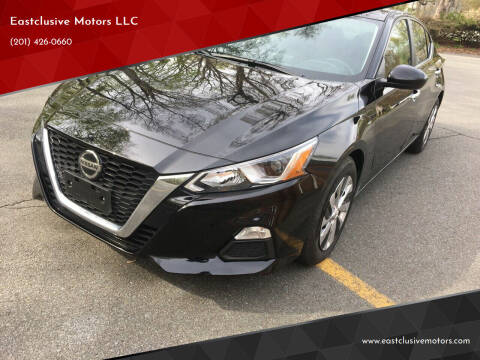 2019 Nissan Altima for sale at Eastclusive Motors LLC in Hasbrouck Heights NJ
