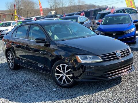 2017 Volkswagen Jetta for sale at A&M Auto Sales in Edgewood MD