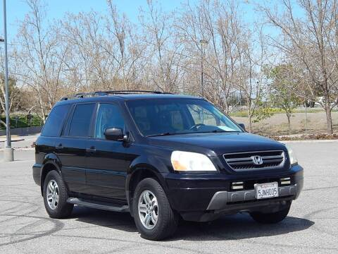 2004 Honda Pilot for sale at Crow`s Auto Sales in San Jose CA