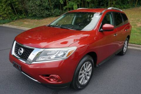 2014 Nissan Pathfinder for sale at Modern Motors - Thomasville INC in Thomasville NC