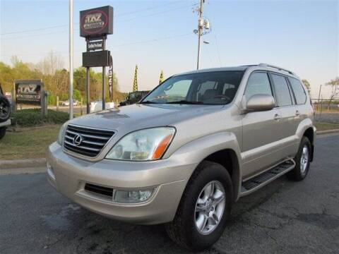2007 Lexus GX 470 for sale at J T Auto Group in Sanford NC
