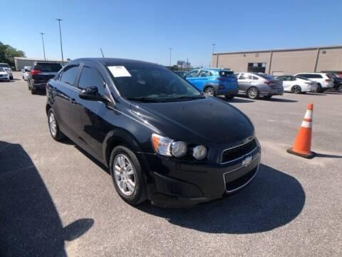 2014 Chevrolet Sonic for sale at Allen Turner Hyundai in Pensacola FL