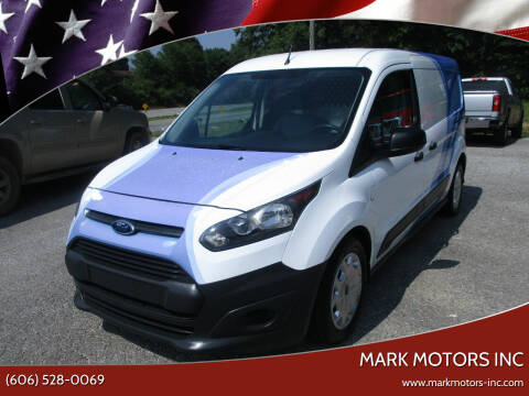 2016 Ford Transit Connect Cargo for sale at Mark Motors Inc in Gray KY