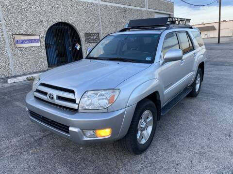 2005 Toyota 4Runner for sale at Evolution Motors LLC in Dallas TX