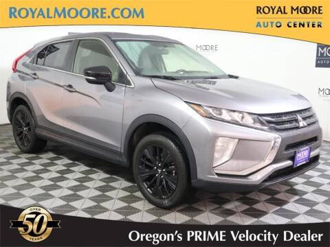 2019 Mitsubishi Eclipse Cross for sale at Royal Moore Custom Finance in Hillsboro OR