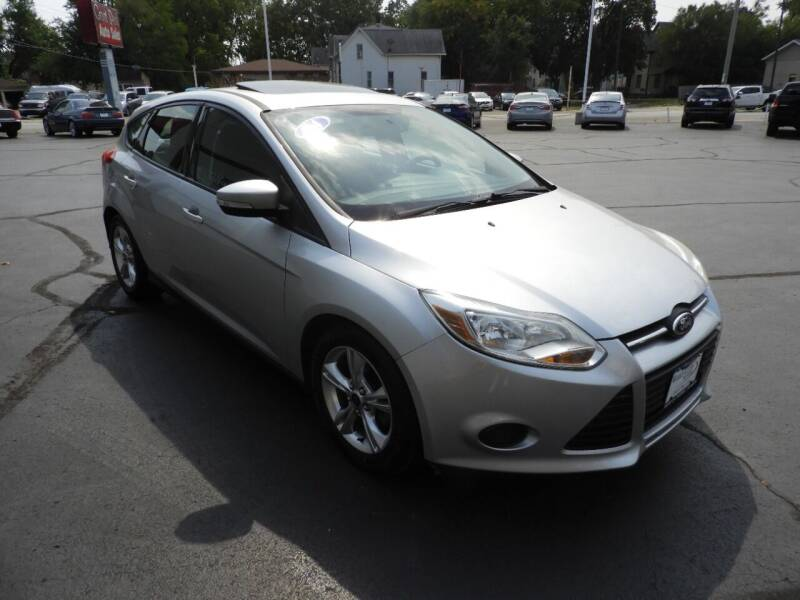 2014 Ford Focus for sale at Grant Park Auto Sales in Rockford IL