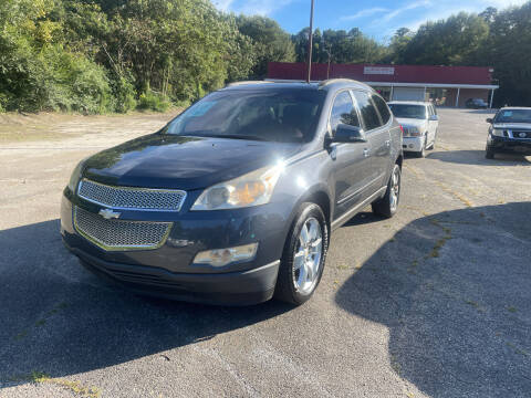 2011 Chevrolet Traverse for sale at Certified Motors LLC in Mableton GA