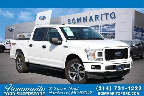 2020 Ford F-150 for sale at NICK FARACE AT BOMMARITO FORD in Hazelwood MO