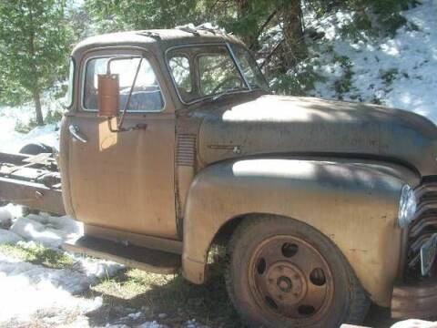 1951 Chevrolet C4500 for sale at Haggle Me Classics in Hobart IN