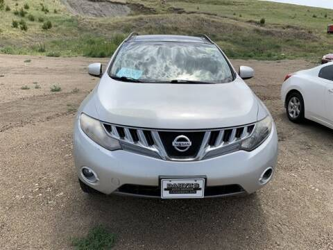 2009 Nissan Murano for sale at Daryl's Auto Service in Chamberlain SD