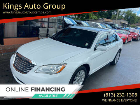 2012 Chrysler 200 for sale at Kings Auto Group in Tampa FL