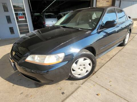 2001 Honda Accord for sale at Car Planet Inc. in Milwaukee WI