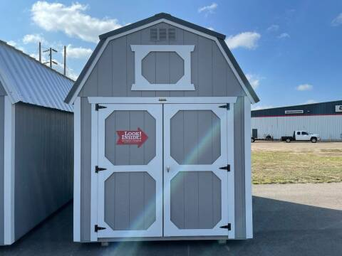 2021 Old Hickory Buildings Lofed Barn for sale at Krantz Motor City in Watertown SD