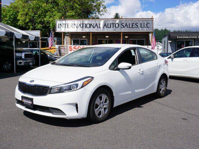 2017 Kia Forte for sale in Portland, OR