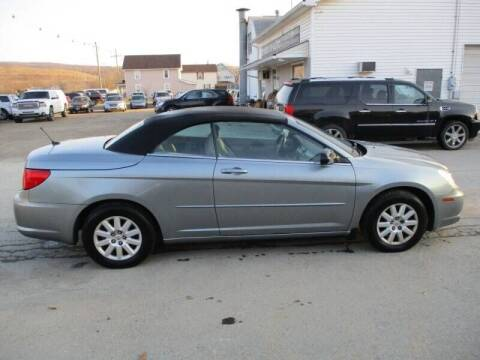 2008 Chrysler Sebring for sale at ROUTE 119 AUTO SALES & SVC in Homer City PA
