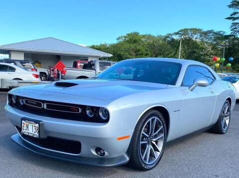 2020 Dodge Challenger for sale at PONO'S USED CARS in Hilo HI