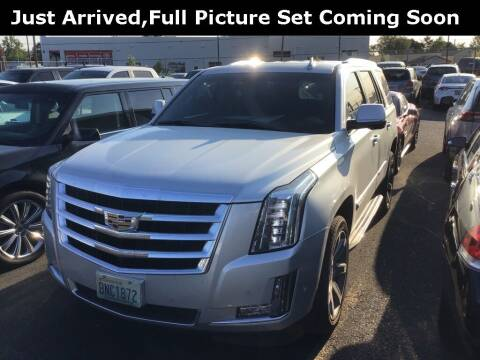 2018 Cadillac Escalade for sale at Royal Moore Custom Finance in Hillsboro OR