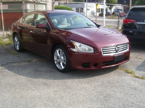 2012 Nissan Maxima for sale at Dambra Auto Sales in Providence RI