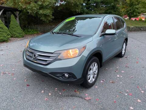 2012 Honda CR-V for sale at Highland Auto Sales in Boone NC