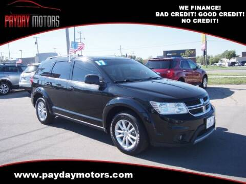 2017 Dodge Journey for sale at Payday Motors in Wichita KS