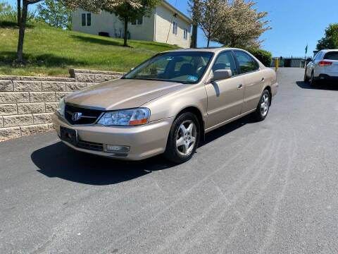 2003 Acura TL for sale at 4 Below Auto Sales in Willow Grove PA