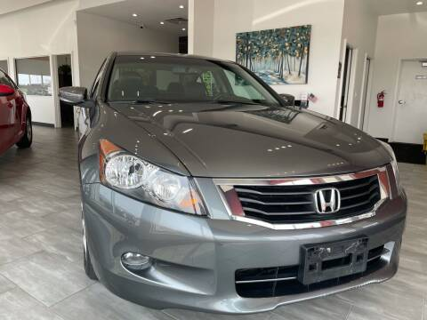 2010 Honda Accord for sale at Evolution Autos in Whiteland IN
