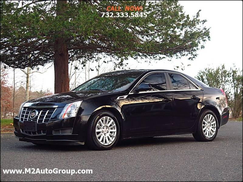 2012 Cadillac CTS for sale at M2 Auto Group Llc. EAST BRUNSWICK in East Brunswick NJ