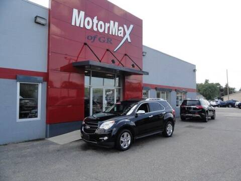 2014 Chevrolet Equinox for sale at MotorMax of GR in Grandville MI