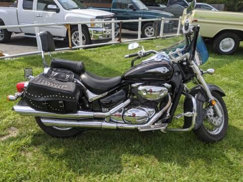 2004 Suzuki Volusta VL800 for sale at GREAT DEALS ON WHEELS in Michigan City IN
